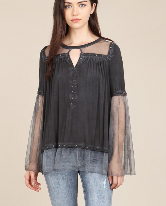https://www.gypsies.clothing/product/pol-black-long-sleeve-mesh-panel-lace-peasant-top/